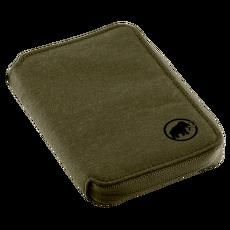 Zip Wallet Mélange Olive 4072