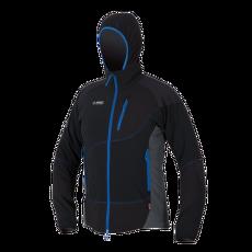 Jorasses Jacket Men black/blue