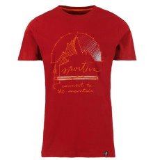 Connect T-Shirt Men Chili