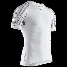 Invent® LT Shirt Round Neck SH SL Men Arctic White-Dolomite Grey