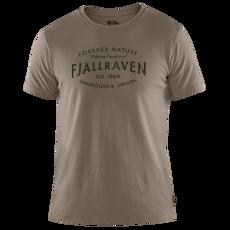 Fjällräven Est. 1960 T-Shirt Driftwood