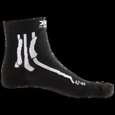 Run Speed Two Socks Black