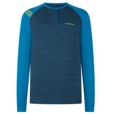 Tour Long Sleeve Men Opal/Neptune
