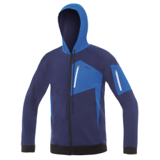 Jump Hoody Men indigo/blue