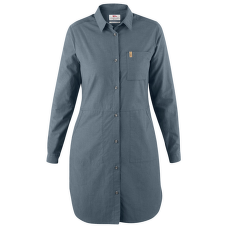 Övik Shirt Dress Women Dusk