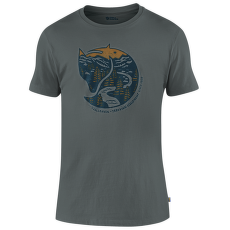 Arctic Fox T-Shirt Men Dusk
