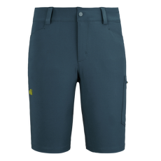 Wanaka Stretch Short ORION BLUE/WILD LIME