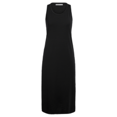 Yanni Tank Midi Dress Women Black