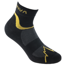Fast Running Socks Black/Yellow 999100