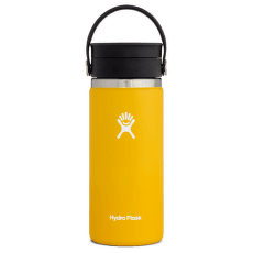 Wide Mouth with Flex Sip Lid 16 oz 720 Sunflower