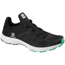 Amphid Bold Women black/white/el. Green