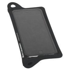 TPU Guide Waterproof Case for Large Smartphone Black