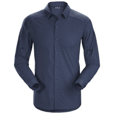 Elaho LS Shirt Men Cobalt Moon
