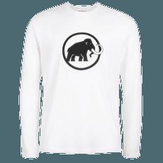 Mammut Logo Longsleeve Men (1016-00870) bright white