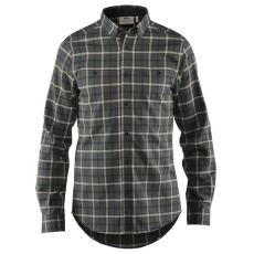 Fjällslim Shirt LS Men Ash Grey