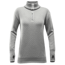 Slogen Zip Neck Women 771A GREY MELANGE