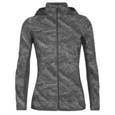 Headwaters Hybrid Hooded Jacket Women Mineral