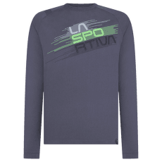 Stripe Evo Long Sleeve Men Carbon