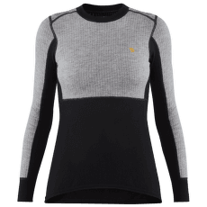 Bergtagen Woolmesh Sweater Women Grey 020