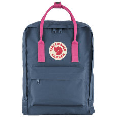 Kanken Royal Blue-Flamingo Pink