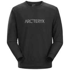 Mentum Centre Pullover Men Black Heather