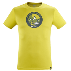 DREAMY PEAKS T-SHIRT SS Men WILD LIME