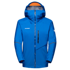Nordwand Light HS Hooded Jacket Men azurit