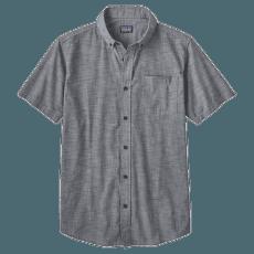 LW Bluffside Shirt Men Chambray: Classic Navy