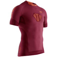 Regulator Run Speed Shirt SH SL Men NAMIB RED/KURKUMA ORANGE