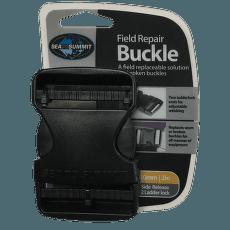Buckle side release 50 mm Black