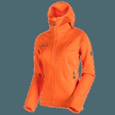 Eiswand Guide ML Hooded Jacket Women sunrise