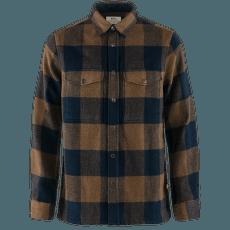 Canada Shirt Men Chestnut-Dark Navy