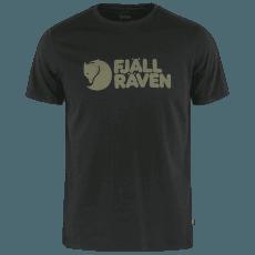 Fjällräven Logo T-shirt Men Black