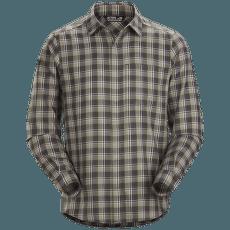 Bernal LS Shirt Men Hypnotic Shadows