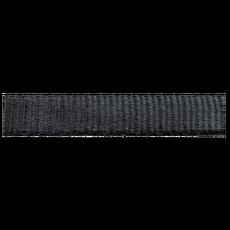 Popruhové smyčky otevřené PAD (20 mm) černá 512