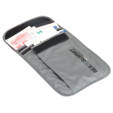 Neck Pouch RFID L Grey