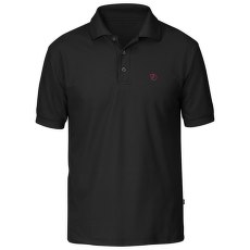 Crowley Pique Shirt Men Black