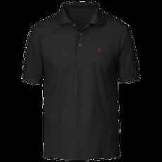 Crowley Pique Shirt Men Black