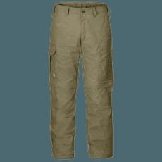 Karl Zip-Off Trousers Men Light Khaki