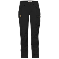 Nikka Curved Pants Women Black