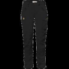 Nikka Curved Pants Women Black