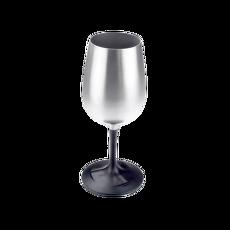 Glacier Stainless Nesting White Wine Glass