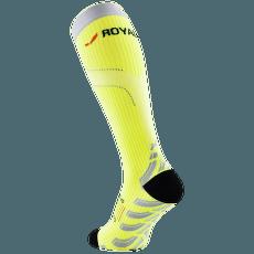 ROYAL BAY® Neon kompresní podkolenky 1099 Žlutá