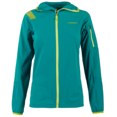 TX Light Jacket Women Emerald