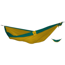 Double Moon Hammock(+Express Bag) d.yellow/emerald green