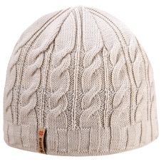 A110 Knitted Beanie naturale