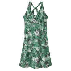Magnolia Spring Dress Women Yosemite Natives: Beryl Green