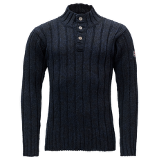 Amundsen Button Neck Men 280 DARK BLUE