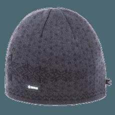 Knitted beanie A128 graphite