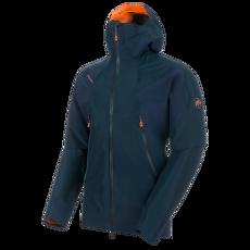 Nordwand HS Flex Hooded Jacket Men Night
